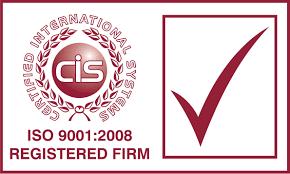 registered form ISO logo
